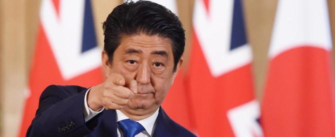 Giappone,  il governo vara piano da  240 miliardi: uno stimolo all'economia