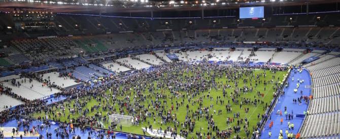 Europei di calcio: allo stadio di Parigi le esercitazioni contro gli attentati