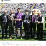 Anche Matteo Renzi ha voluto farsi vedere e sentire. (Foto Instagram)
