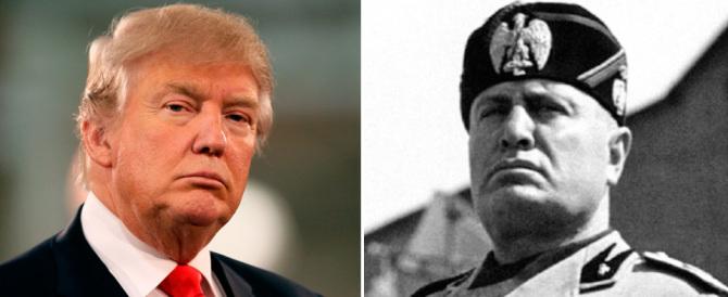 Con Trump arriva il «fascismo»: così gli Usa sdoganano la parola-tabù
