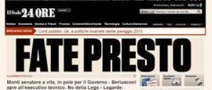 2011, chi tramò contro Berlusconi? È ora che il Parlamento faccia chiarezza