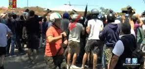 No Borders, comodo protestare a Ventimiglia. Impossibile farlo altrove