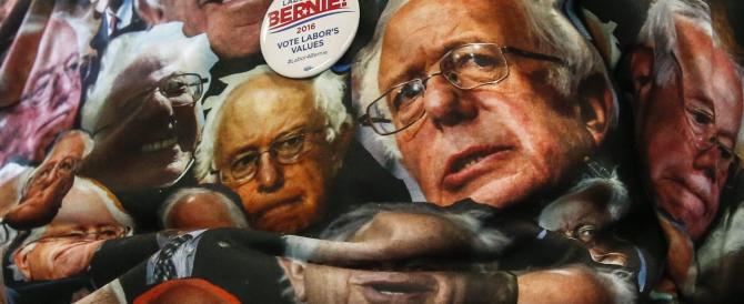 «Voti Sanders e non Trump? Niente aiuto»: e porta via il carro attrezzi