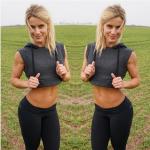 Il segreto del suo fisico? Allenamento e dieta.  (Foto Instagram)