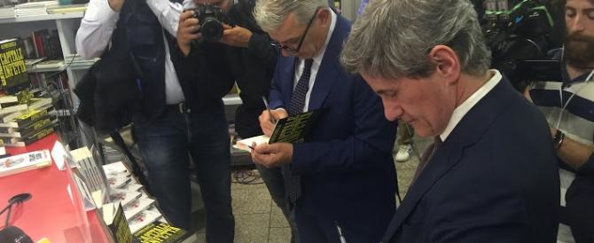 """Alemanno: """"Un sindaco governatore per salvare Roma"""""""