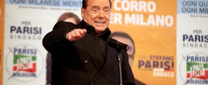 Comunali, Berlusconi: «Saranno un avviso di sfratto al governo Renzi»