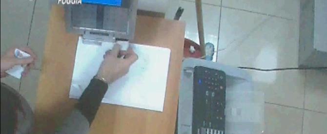 Furbetti del cartellino ancora in azione: arresti a Foggia (video)