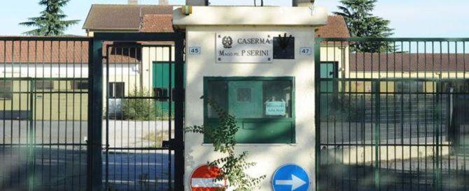 """""""Via il nome di Serini dalla caserma trasformata in centro per migranti"""""""