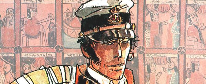 Hugo Pratt in mostra a Roma: il rischio di farsi chiamare fascista