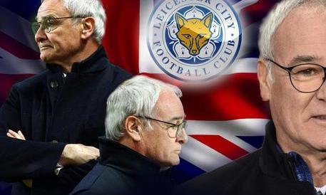 Claudio Ranieri Grande ufficiale della Repubblica. Mattarella firma il decreto