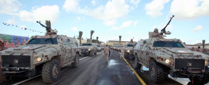 Libia, l'Italia ci ripensa: no ai soldati, meglio addestrare le loro truppe…
