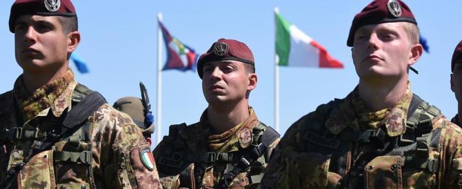 L'esercito italiano ha 155 anni. Mugnai: «La Fondazione An vicina ai nostri ragazzi»