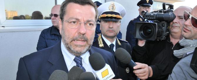 L'ex sindaco Pd di Brindisi si difende: «Ho fatto solo una stupidaggine»