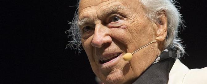 """Addio a Giorgio Albertazzi, indimenticabile """"perdente di successo"""" (video)"""