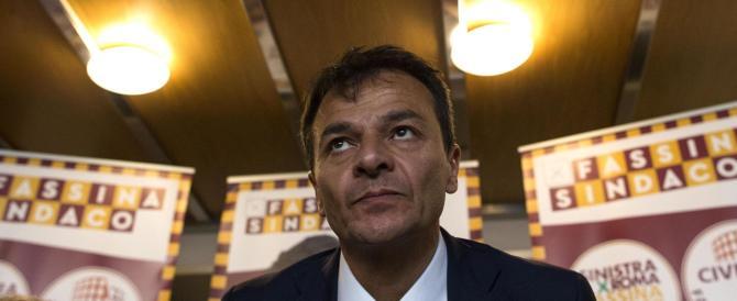Fassina: «Appoggiare Giachetti se va al ballottaggio? Neanche per idea»