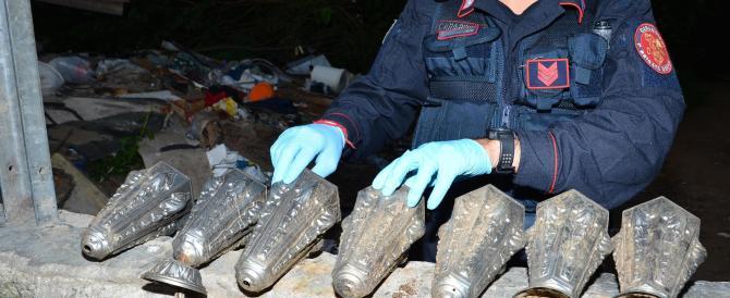 Furti nei cimiteri, fermati 1 romeno e 2 italiani: rubavano statue e vasi di bronzo