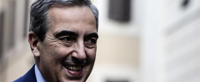 """Gasparri sulla Sicilia: """"I centristi? Se si alleano con la sinistra perdono…"""""""