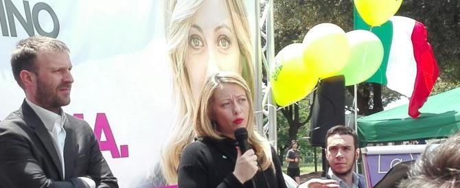 Giorgia Meloni: «La squadra la farò io, nessuno ci metterà becco»