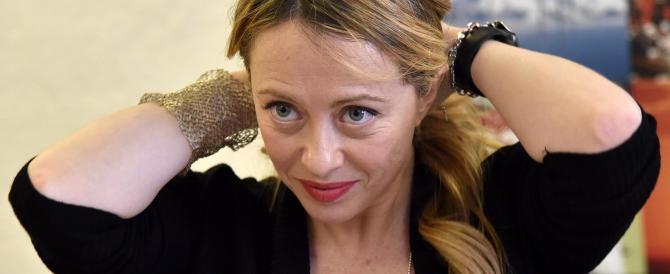 Giorgia Meloni: «Raggi al ballottaggio? Macché, non ha il polso della situazione»