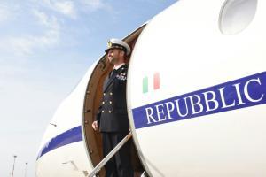 Marò: Salvatore Girone è in Italia