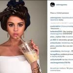 Selena Gomez è la star mondiale più seguita sui social.  (Foto Instagram)