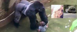 Ci indigniamo per un gorilla morto ma restiamo fermi se Sara ci chiede aiuto per strada