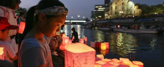 Superstite di Hiroshima a Obama: niente scuse, ma bandisca il nucleare