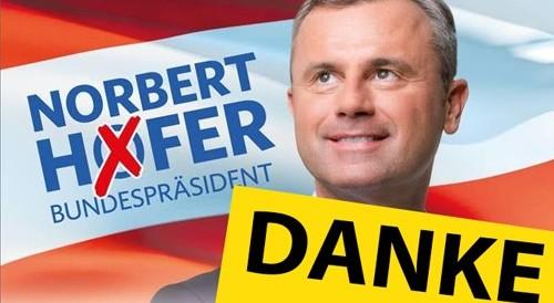 Austria senza presidente: rinviato il ballottaggio tra Hofer e Van der Bellen
