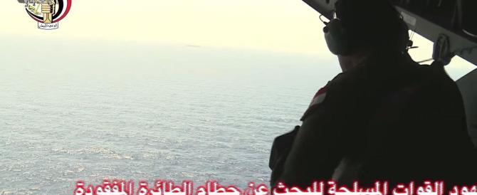 Egyptair, ritrovate le scatole nere. Confermata la presenza di fumo a bordo