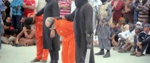 Orrore e atrocità a Sirte. Da febbraio almeno 50 innocenti decapitati dall'Isis