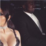 E' sposata col rapper Kanye West.  (Foto Instagram)