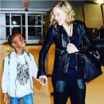 Madonna ha un altro figlio.  (Foto Instagram)