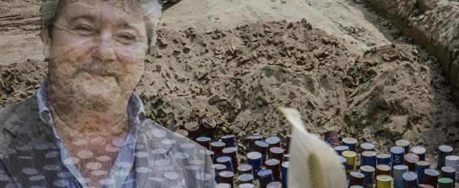 Schiaffo alla memoria di Mancini, il poliziotto che scoprì la Terra dei fuochi