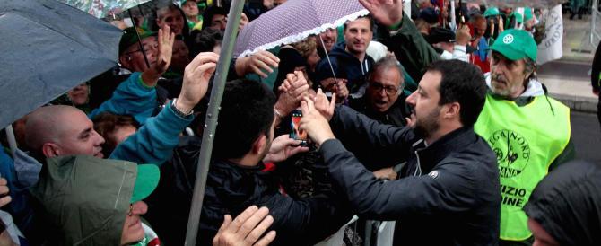 Salvini: «Il 2 giugno è la Festa della Repubblica invasa e disoccupata»