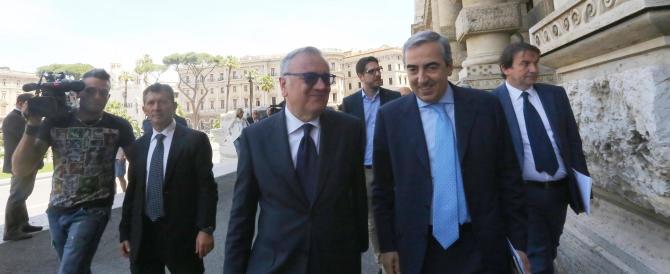 Gasparri: «Abolire Bankitalia, un inutile pachiderma che crea solo danni»