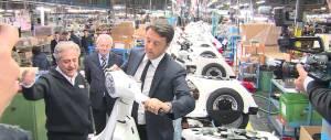 Pontedera, critica Renzi su Facebook e viene licenziata dalla Piaggio