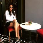 """La modella è stata incarcerata per avere postato su Instagram una """"poesia"""" contro l'allora premier. (Foto Instagram)"""