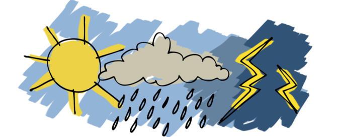 Meteo, tempo stabile per altri 4 giorni, ma da sabato tornano piogge e neve