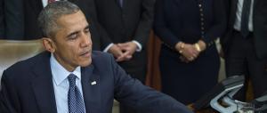 """Obama: nelle scuole i transgender nei bagni secondo la loro """"identità"""""""