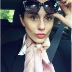 """Sono lontani i tempi in cui lei e la sorella Chiara erano vestite """"acqua e sapone"""", senza trucco...  (Foto Instagram)"""