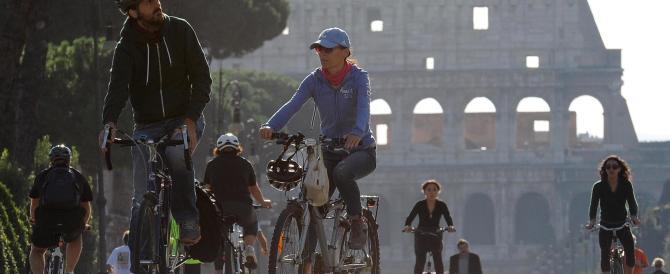 """Passione bici, all'Italia la maglia rosa dell'imprenditoria a """"due ruote"""""""