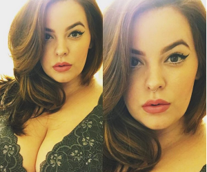 Tess Holliday finisce censurata, ma Facebook le chiede scusa (Foto)