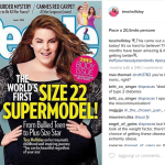 La copertina di People. (Foto Instagram)