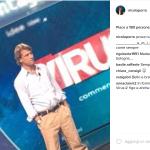 Virus ha avuto ottimi risultati di share. (Foto Instagram)