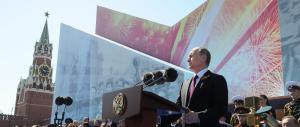 Dalla Piazza Rossa Putin scalda i cuori: l'amor di patria è la nostra forza