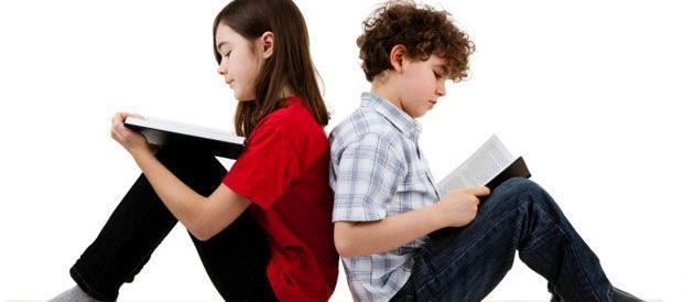 Allarme infanzia, un ragazzino su due non ha mai letto un libro