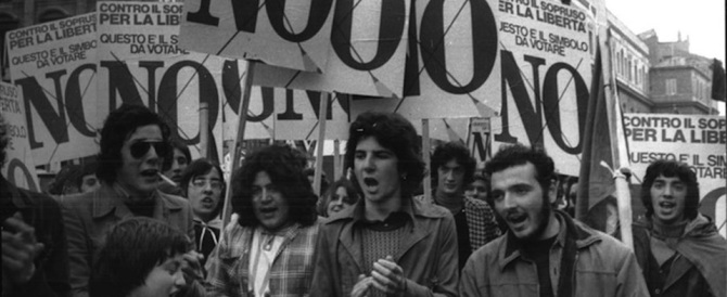 """Unioni civili nella vetrina di Renzi: legge d'elite, il divorzio fu """"sociale"""""""