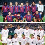 Rivaldo ha giocato nel Barcellona e nel Milan. (Foto Instagram)