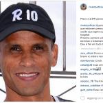 Rivaldo ha usato Instagram per rassicurare i suoi fan sul suo stato di salute. (Foto Instagram)