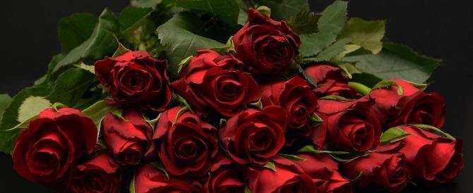 Rose rosse per la Boschi: le manda Simone Di Stefano di CasaPound…